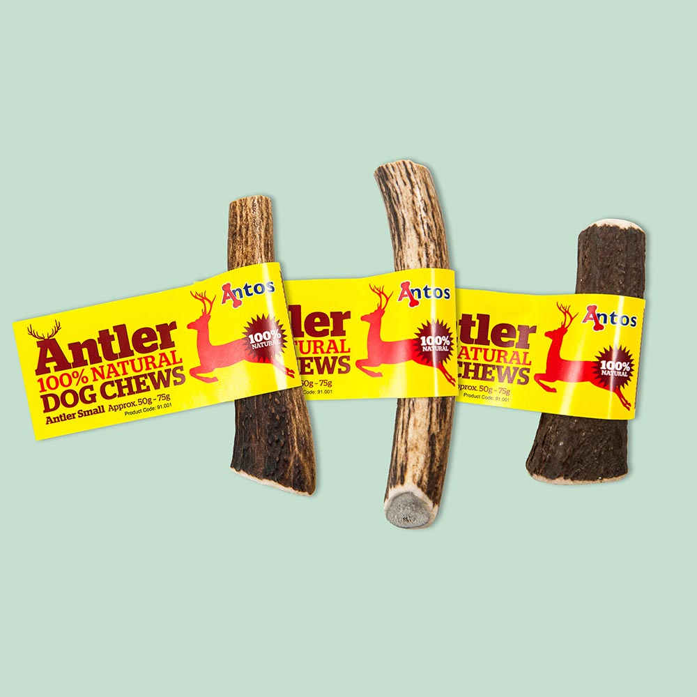 Antler Dog Chews Small