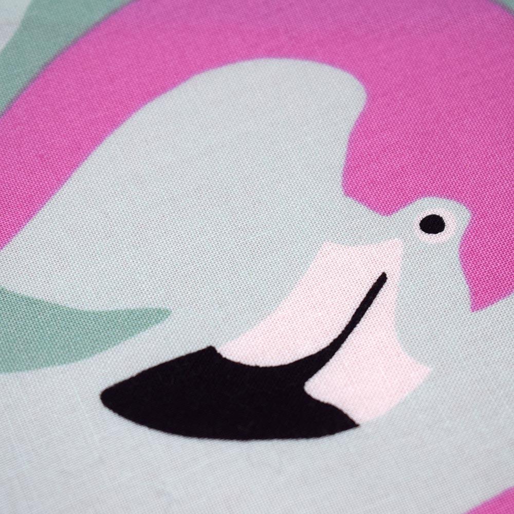 Bandana Flamingo Pattern
