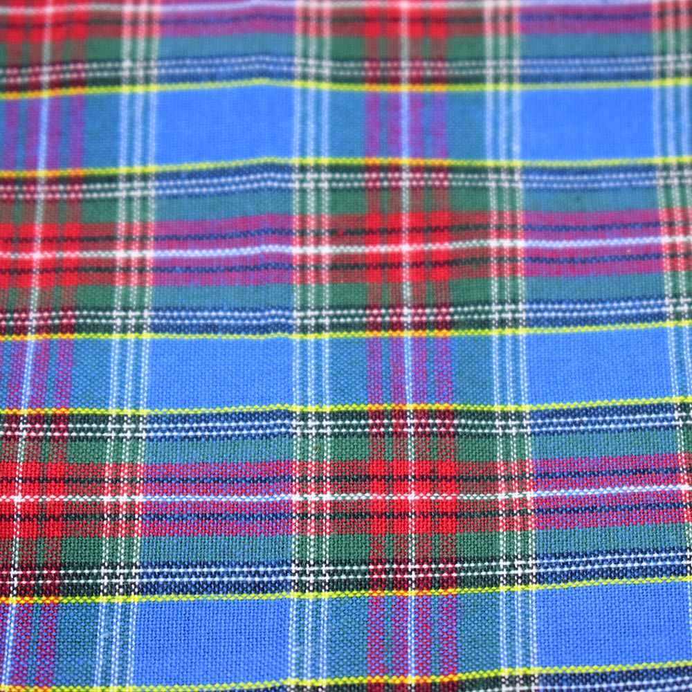 Bandana Tartan (Colourful) Pattern