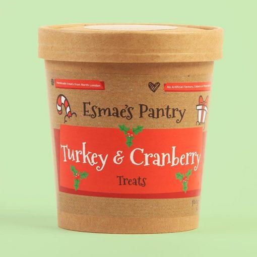 Turkey & Cranberry Treats